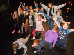 NSKA HEdNI Drama Group with Kids In Control