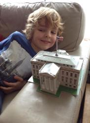 Model making, history, politics, geography and more!