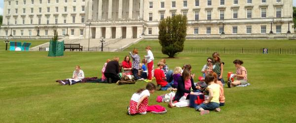 Picnic at Stormont