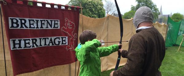 Learning Archery Skills
