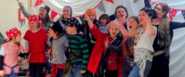 Pirate Christmas Play