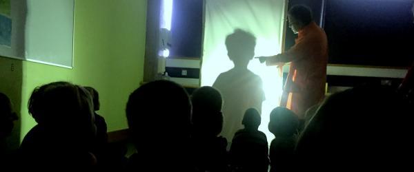 Shadows at W5 Workshop on Light