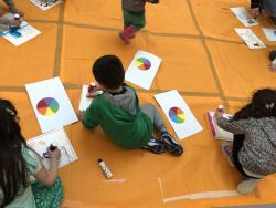 Art Class with FE McWilliam Gallery
